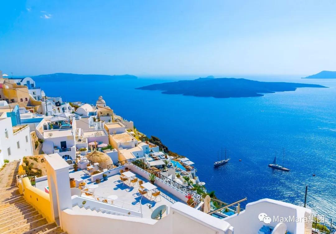 致悠生活 · 这里有爱琴海 也有爱情