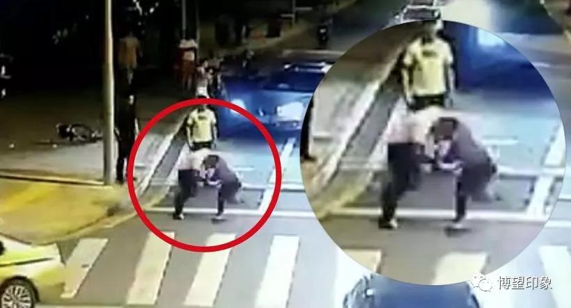 昆山警方发布最新通报 ▽ 2018年8月27日昆山市震川路于海明致刘海龙