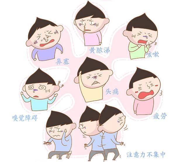 各种鼻炎的处理应对–小儿推拿治疗鼻炎的体会