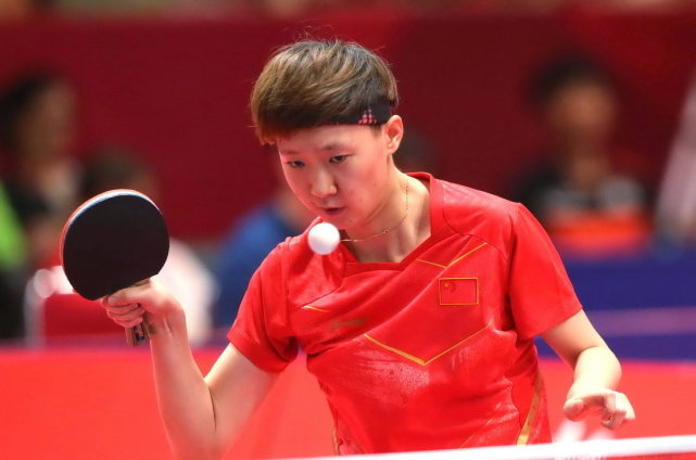 国乒又把亚运会变成全运会,雪藏四大主力仍打服全亚洲 百度热搜 图4