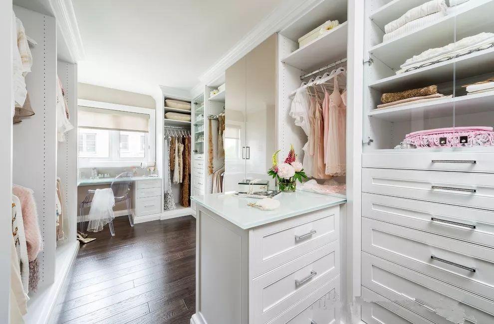 30款精美衣柜设计图,这样的衣柜设计好看又实用