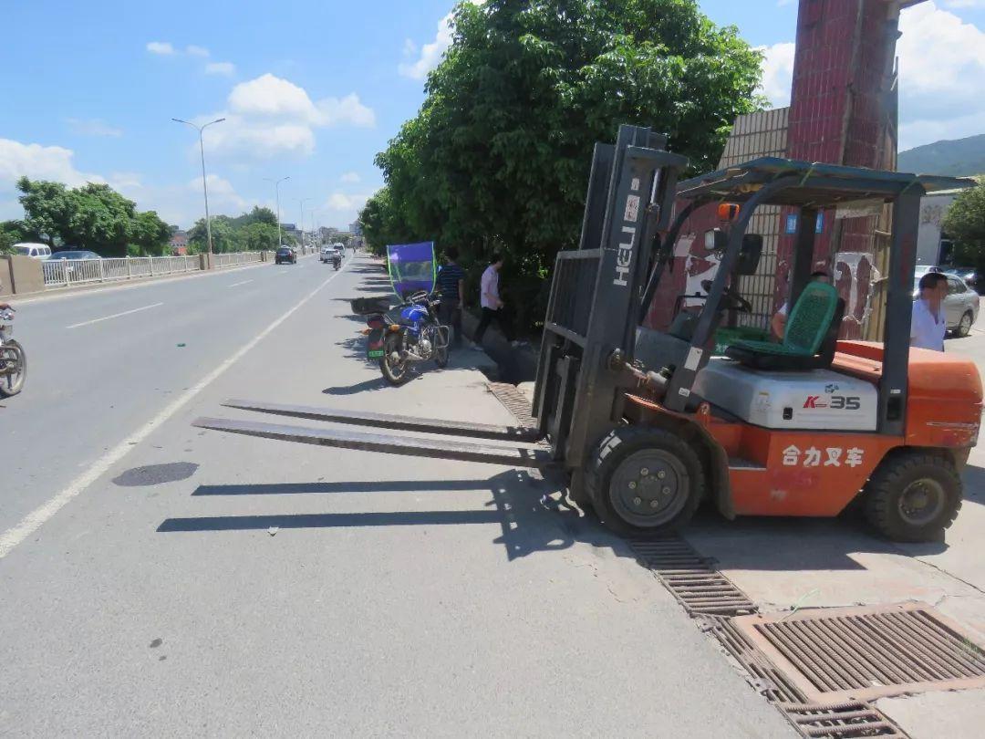 汽车上路又被抓!_搜狐教程_搜狐网叉车玻璃幕墙隐框图片