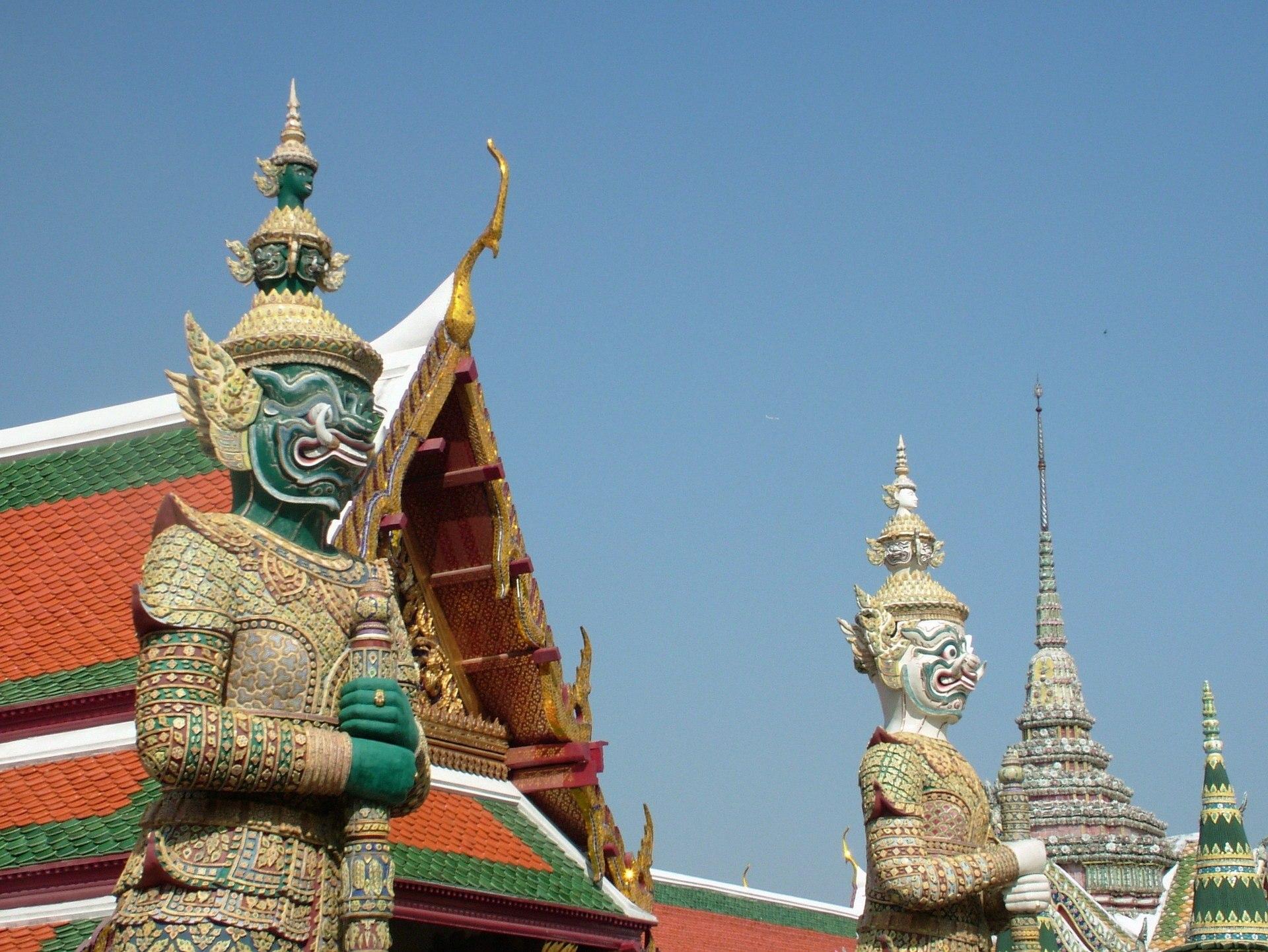 泰国最知名的古建筑,做了164年皇宫如今对外开放旅游