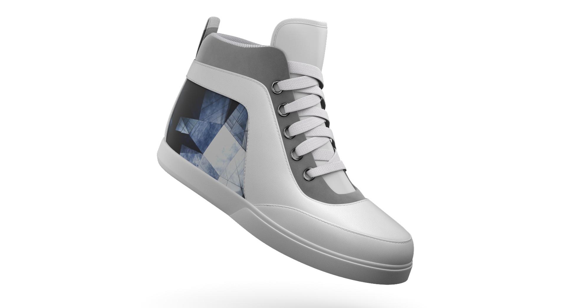 索尼 New Balance 合力造了双墨水屏运动鞋,穿上它你就是最拉风的时尚达人