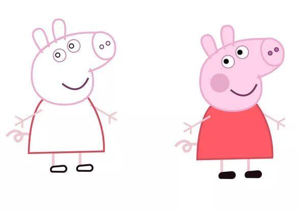 你还记得大明湖畔的小猪佩奇吗?图片
