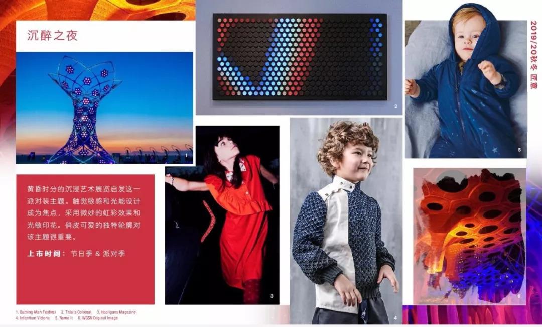 2019/20秋冬童装趋势预测63 作者:千叶老师 帖子ID:2845