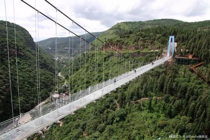 袁田radio旅游家:杨學银西游洞高空玻璃桥是这样炼成的