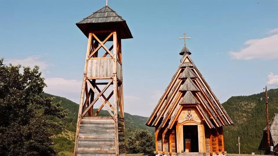 巴尔干半岛 - 现实版的乌托邦-- drvengrad(篇章二)