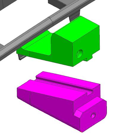 注塑模斜顶_公益 正文  注塑模滑块里面出斜顶的产品比较少见,结构也是多样化的