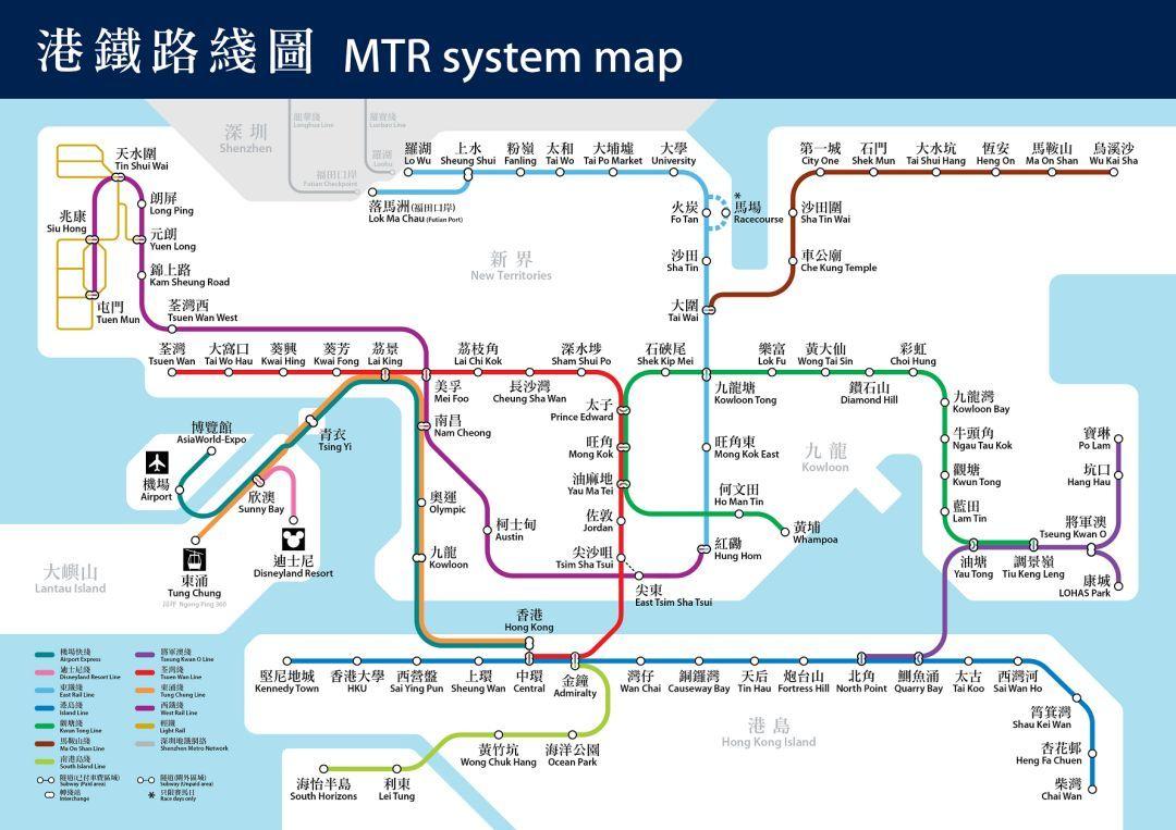 史上最全地铁规划图,深圳33条,广州23条,东莞7条,佛山