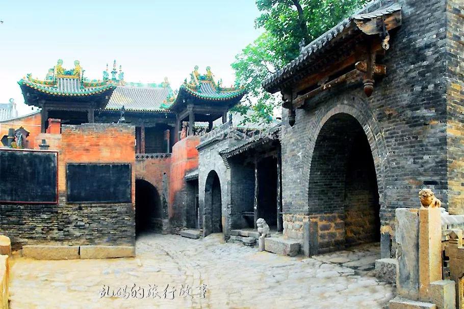 与平遥古城齐名的山西古村 暗藏1400年古地道 深20米可容纳万余人!