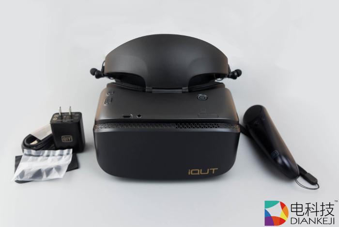 爱奇艺iQUT VR 智能眼镜:视听盛宴,尽享影院奢华