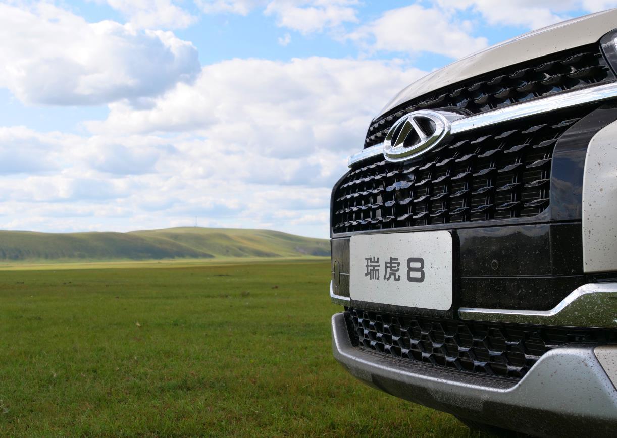 我把瑞虎8开到内蒙古大草原上豁了3天 最后还是决定推荐给你们