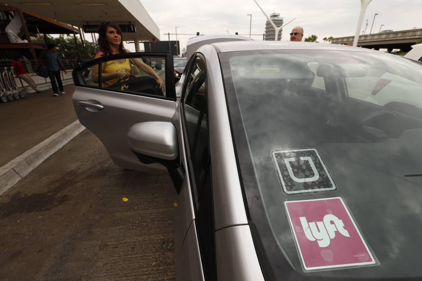 老大老二酣战:Uber流年不利,Lyft抢跑IPO