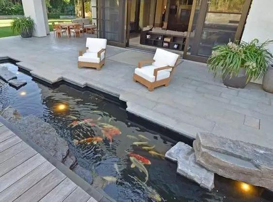 水泥池标 池设计图