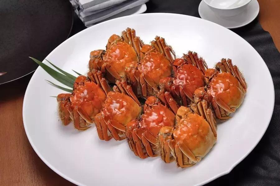 盘锦苇塘蟹,海河交融,独具风味,素有