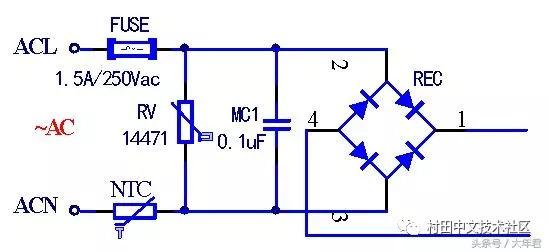 6种开关电源输入保护电路,让你轻松搞定设计