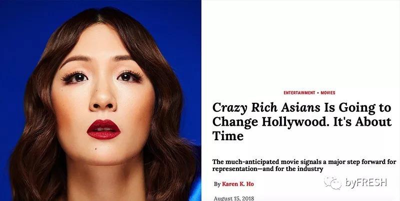 《time》给出的理由是:这部电影改变了好莱坞的游戏规则,正是关乎时代