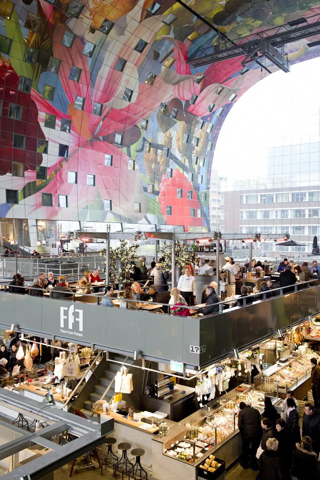 """""""小鲜肉""""荷兰建筑Top10,载入世界文化遗产的现代主义"""