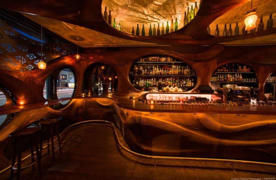 全球最值得一去的酒吧:中国有两家上榜 微博热搜 图2