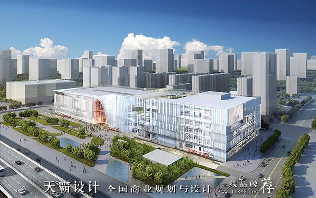 北京芳园里id mall商业空间设计效果欣赏图片