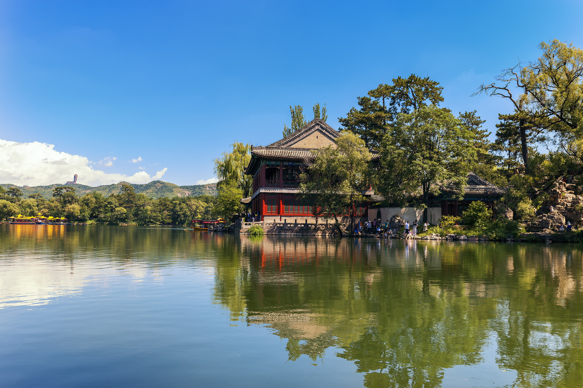 苏州园林的四大名园_中国四大名园,最年轻的已有268岁,全都是世界遗产_北京颐和园