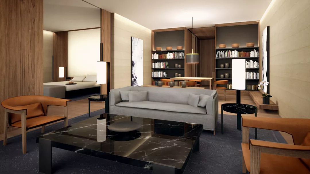杭州将成为中国唯一一座有2家康莱德酒店的城市.