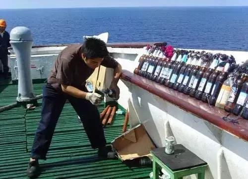 中国渔民霸气招数战力爆表,南海惹不起