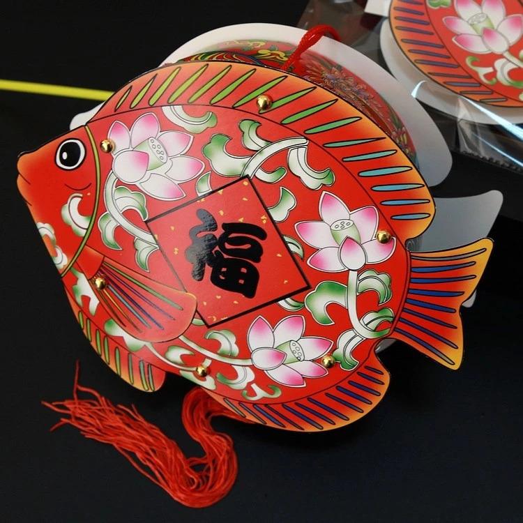10分鐘讓大家學會100款簡單的中秋燈籠制作方法,中國娃要傳承中國傳統圖片
