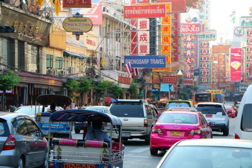 泰国正悄悄成为东南亚区块链中心-区块链物联网