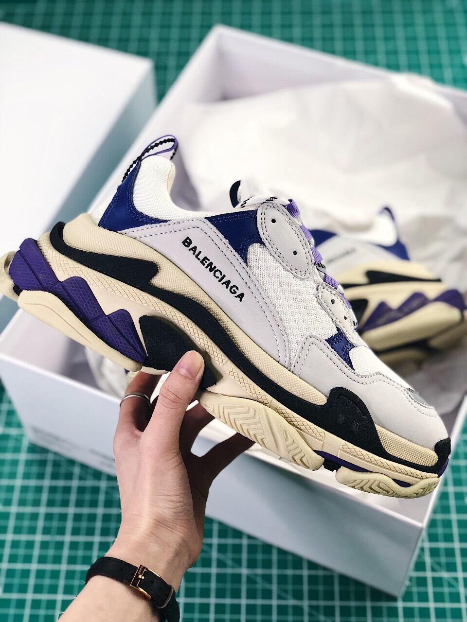 Balenciaga Schoenen Sneakers Balenciaga Triple S