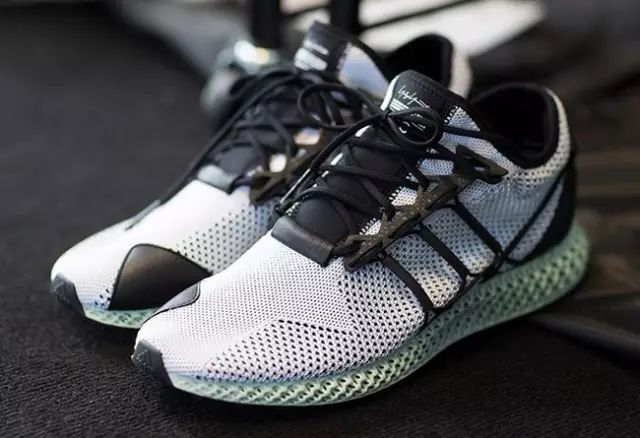 全球限量 adidas y-3 futurecraft 4d 将于年底面世!