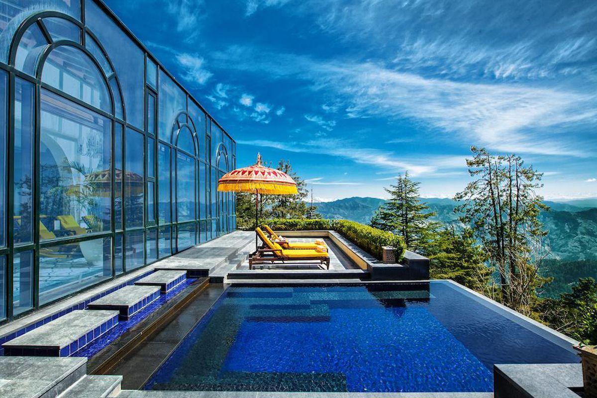 游泳池_亚洲最豪华的游泳池