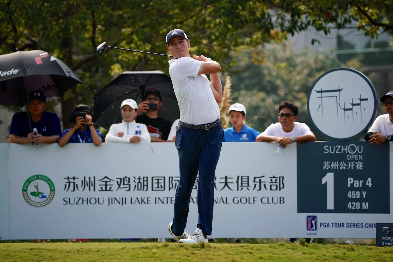 美巡赛中国年度奖金榜最新排名 萨克森继续领先