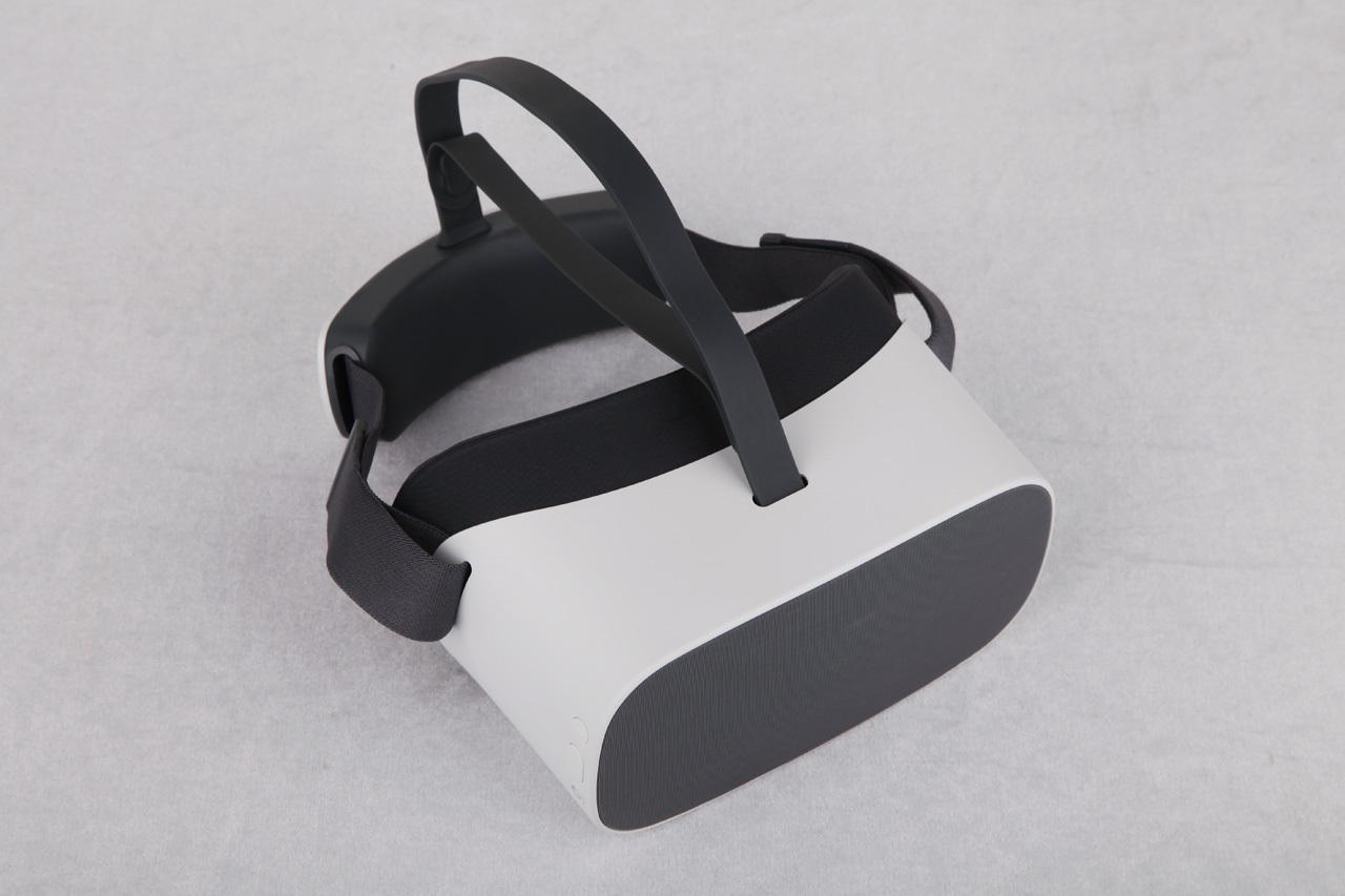 配置堪比顶级旗舰手机 Pico G2 小怪兽2 VR一体机图赏