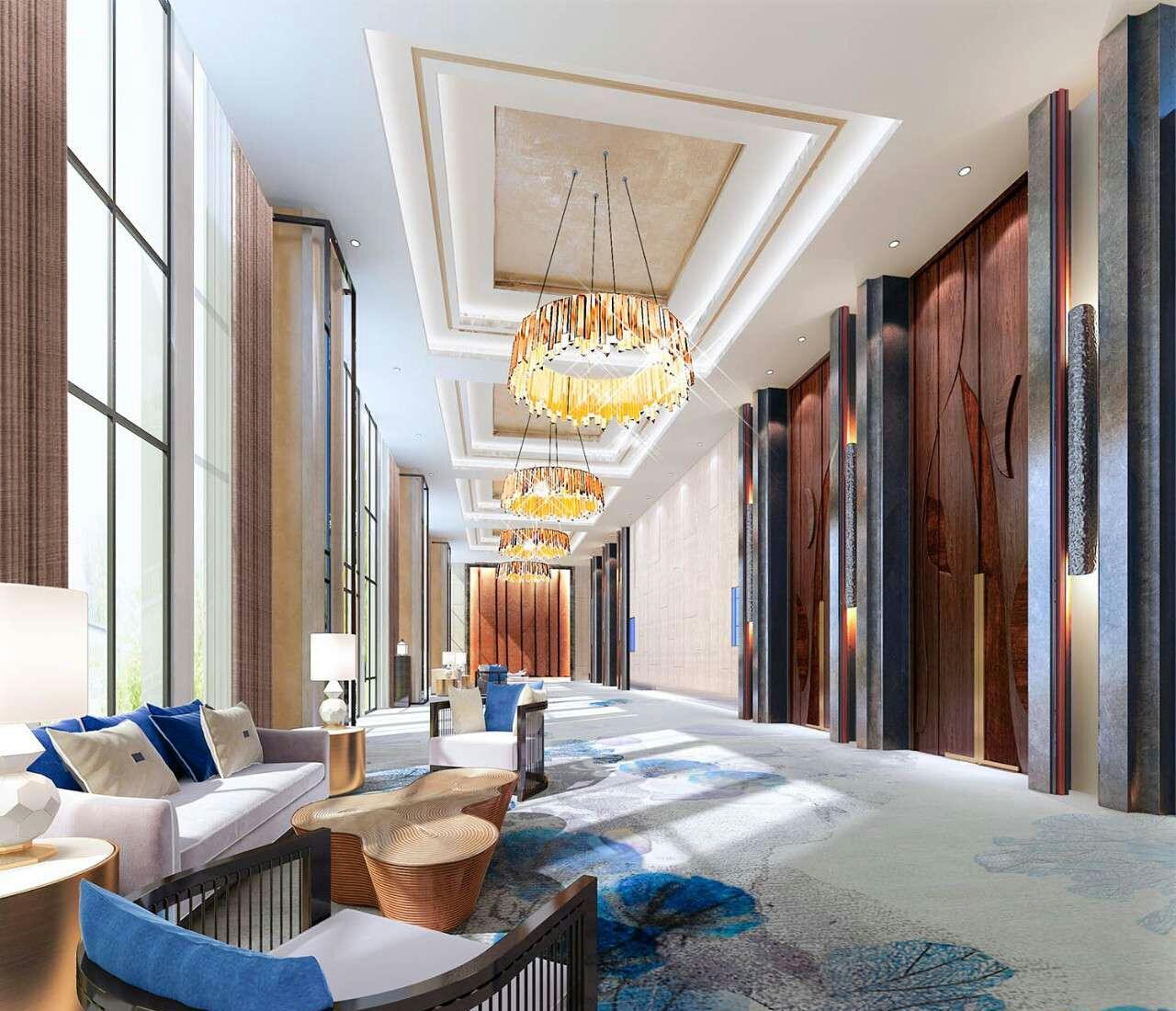 中式酒店客房装修设计有哪些基本理念