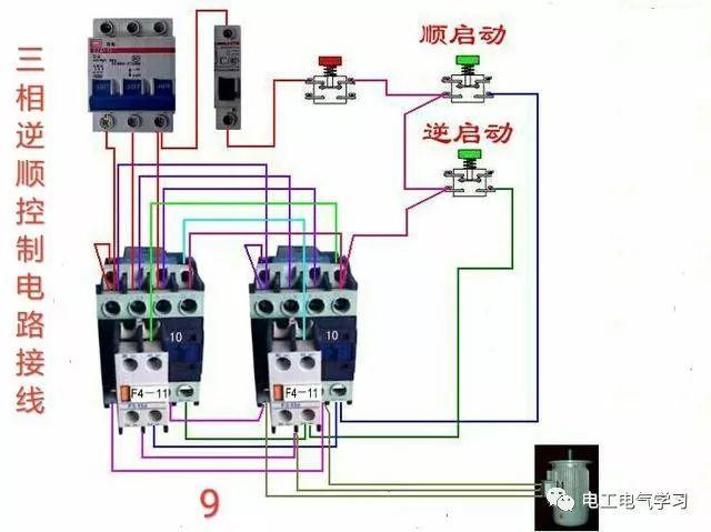 电路图 12,这是亚博极速下注电路接线图,工厂用的比较多,典型的有注塑机.