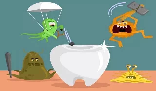 勤刷牙,漱口,能控制孩子龋齿发展吗?