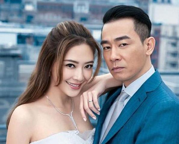 应采儿把陈小春打哭委屈告状 女方:他会把人逼到极点
