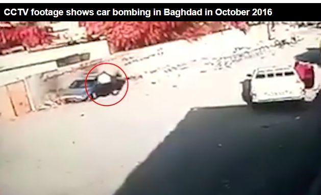 """他是伊拉克007!卧底IS伪造爆炸 却被摄像头和窃听器""""出卖"""""""