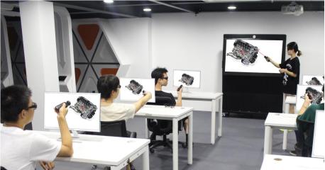 EduScope黑科技——3D全息技术在VR/AR实训及智慧教育领域的未
