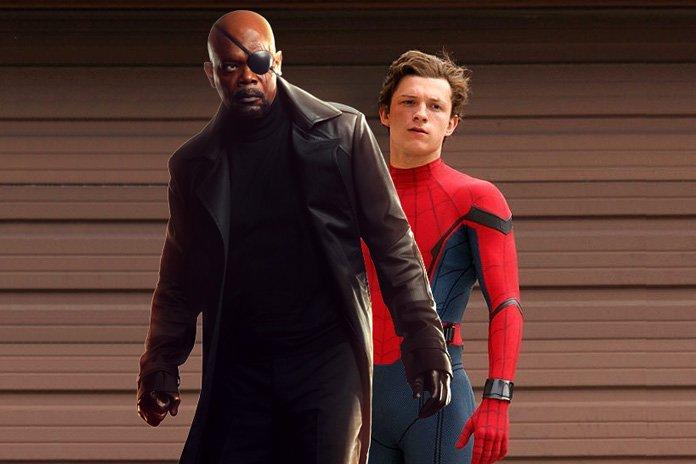 """《新蜘蛛侠2》阵容加磅 """"尼克-弗瑞""""确认回归"""