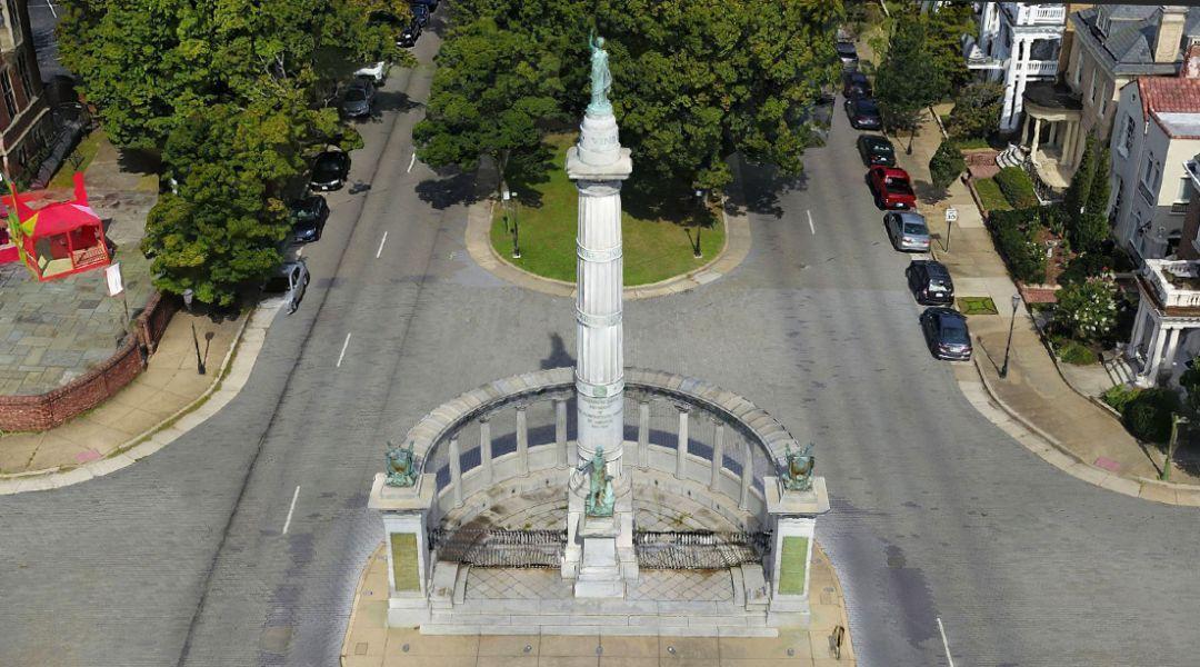 美国纪念碑大道一条充满历史气息的林荫大道_腾讯分分彩定胆漏洞