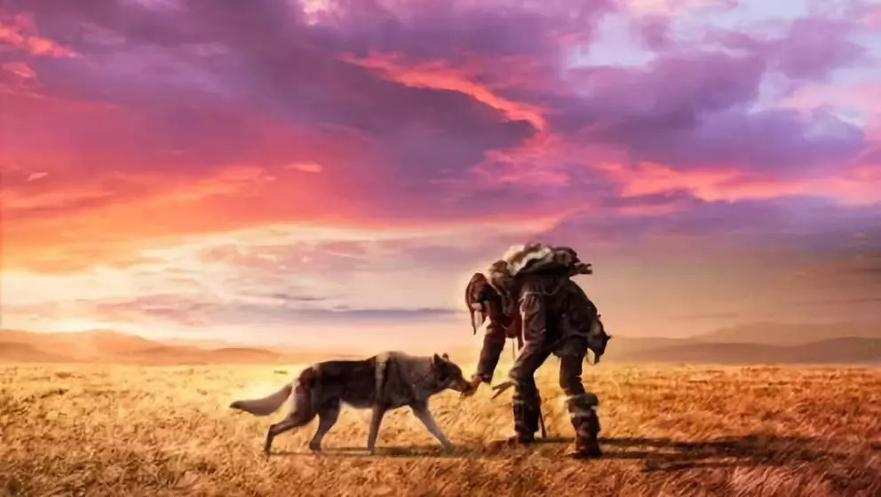 �7��|�N<�^}�M_【即将上映】九月7日《阿尔法:狼伴归途》:人与狼的情感碰撞,诞生了