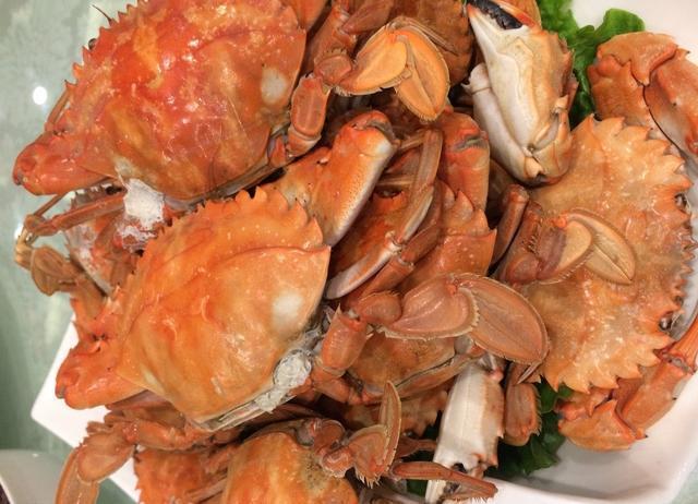 盘锦牛肉洋葱烧营养的河蟹价值图片