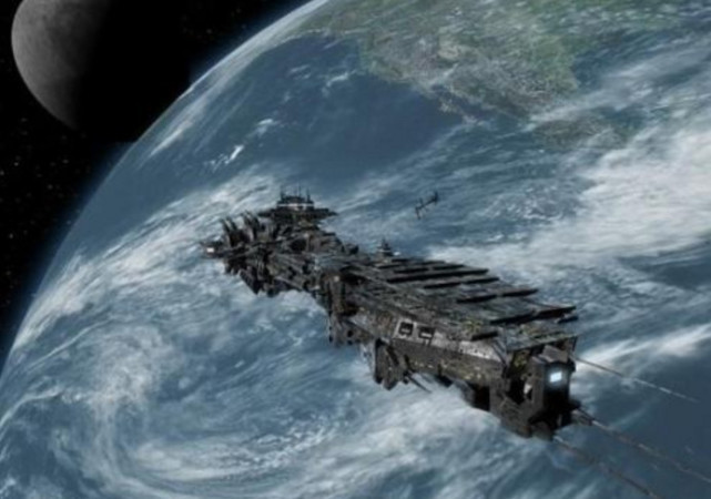 宇宙中是否存在外星生物?俄罗斯科学家发现铁证