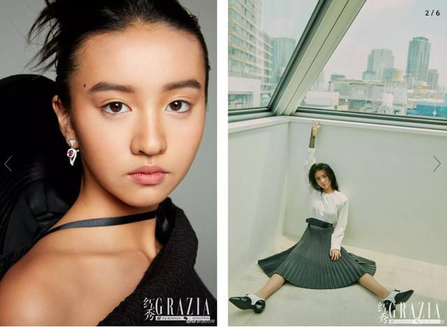 木村光希登封《紅秀》失誤,化妝師體育老師教的,論一根眼線如何毀掉一個美女