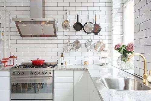 用了这些收纳神器,厨房空间立马从5㎡变成10㎡,整洁又美观!