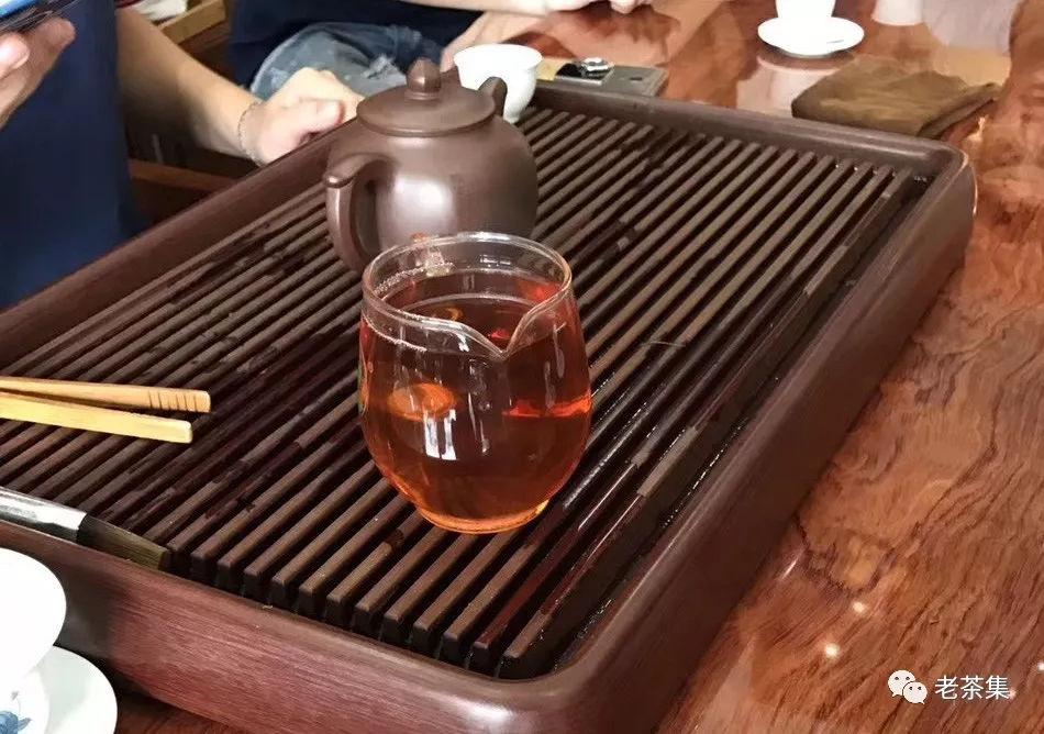 老茶档案:兴海茶厂2004年班章乔木生态沱茶(土鸡沱)(竹篮沱) 普洱知识 第13张