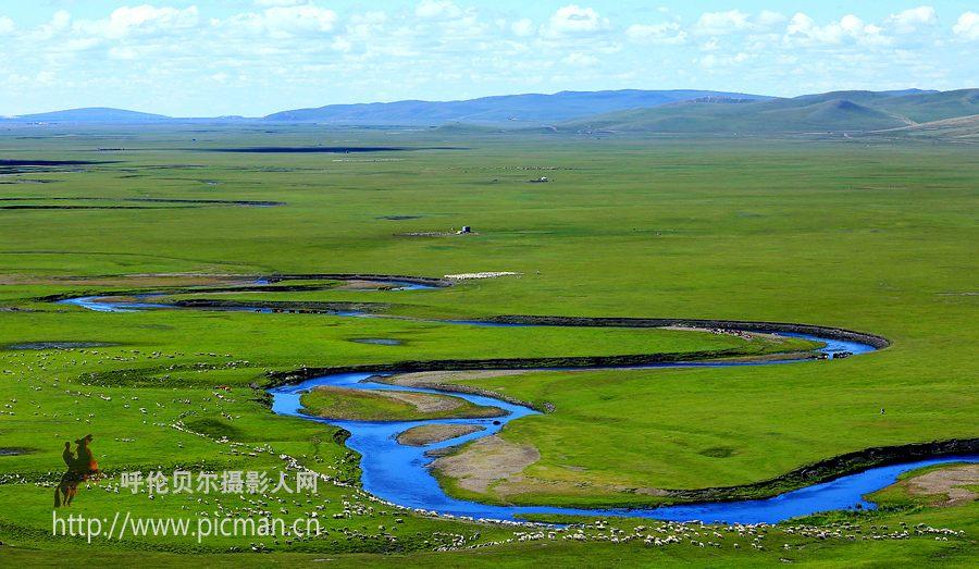 内蒙古有九大草原,你都知道是哪里吗?你去过几个?